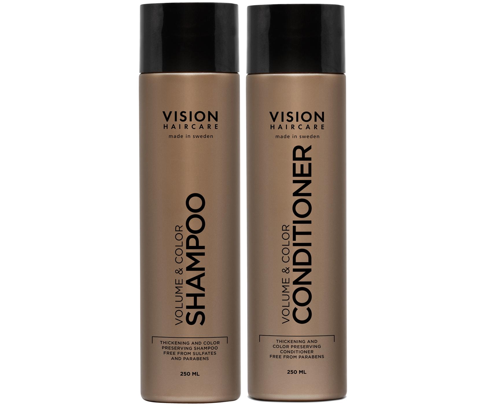 VOLUME & COLOR SHAMPOO/CONDITIONER
